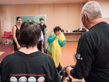 Drama Class for People with Disabilities at SFCC